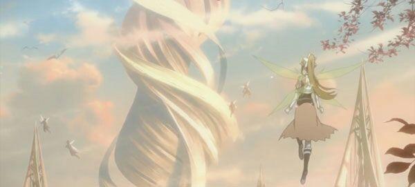 overfly by Luna haruna - ending 2 sword art online