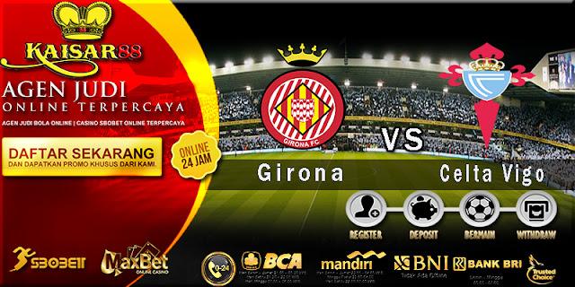 Prediksi Bola Jitu Girona vs Celta Vigo 28 Februari 2018