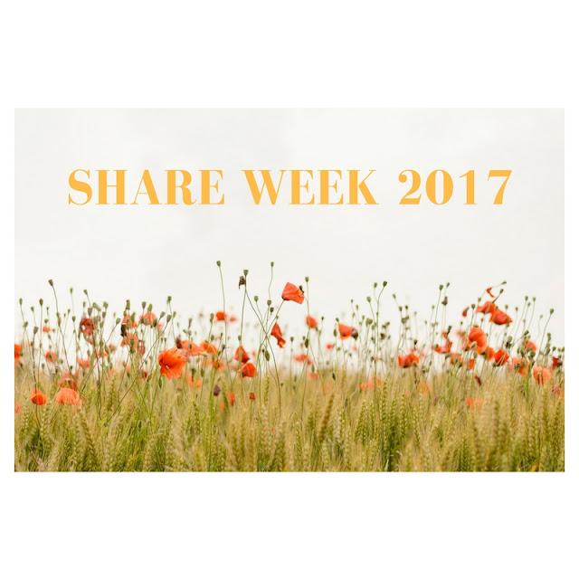SHARE WEEK 2017