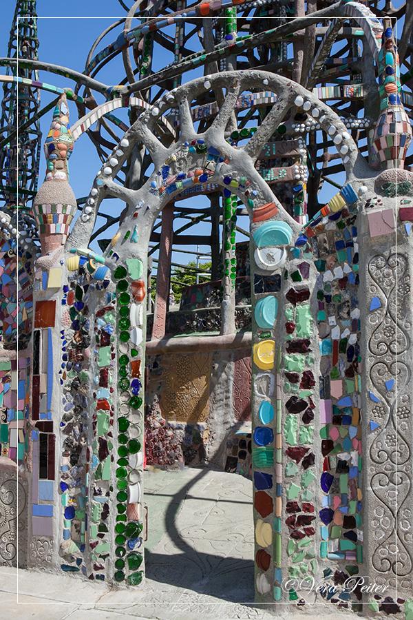 Artifactum ver@bilis Blog: Anna - Watts Towers