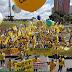 Diretoria do Sinthotesb se juntou a diversas diversos Sindicatos, Federações, Confederações e Centrais Sindicais em Brasilia – DF