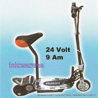 Skuter Listrik e scooter