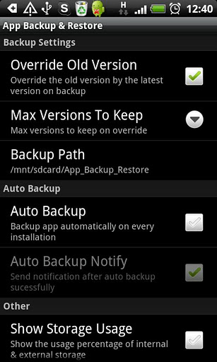Free APK Android Apps: App Backup & Restore v1 0 5 - Download APK