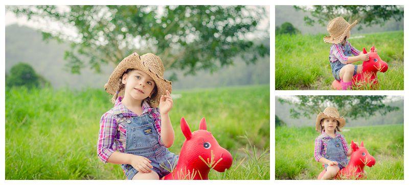 Unique Children Photography Ideas