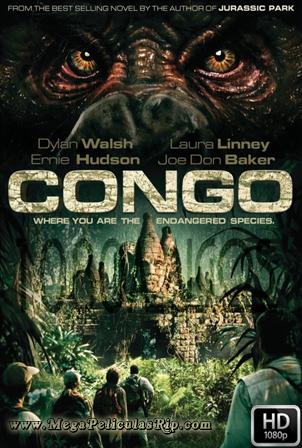 Congo [1080p] [Latino-Ingles] [MEGA]