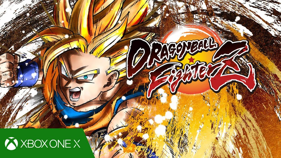 dragon ball fighterz xbox one x