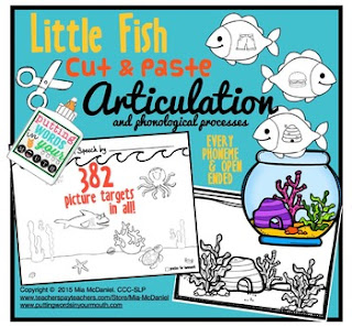 https://www.teacherspayteachers.com/Product/Little-Fish-Cut-Paste-Articulation-and-phonological-processes-1988282