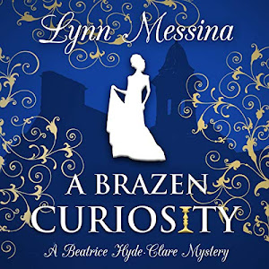 Review: A Brazen Curiosity: A Regency Cozy