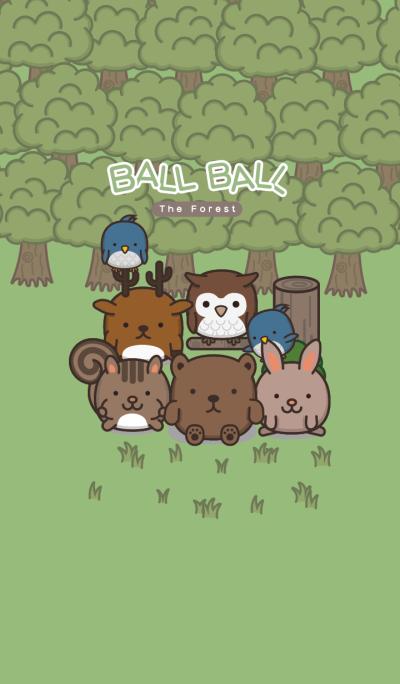 BALL BLL(The Forest)