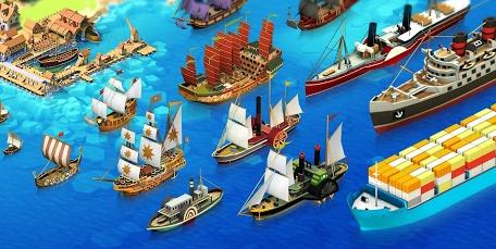 Review Seaport Game Simulasi Bertema Maritim yang Sederhana Namun Menantang