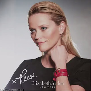 Reese Witherspoon is more than the new face of Elizabeth Arden