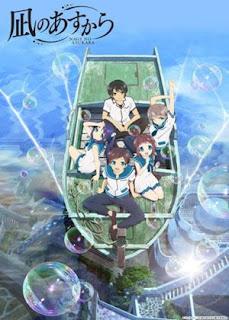 Nagi no Asukara - Anime Drama Romance Terbaik 2013