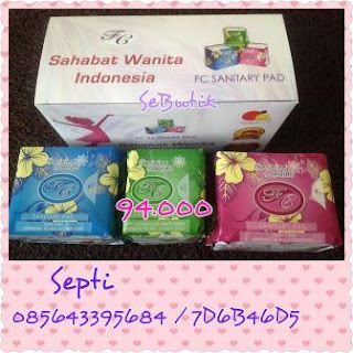 Avail Lucky Box 1 Pantiliner + 1 Day Use + 1 Night Use