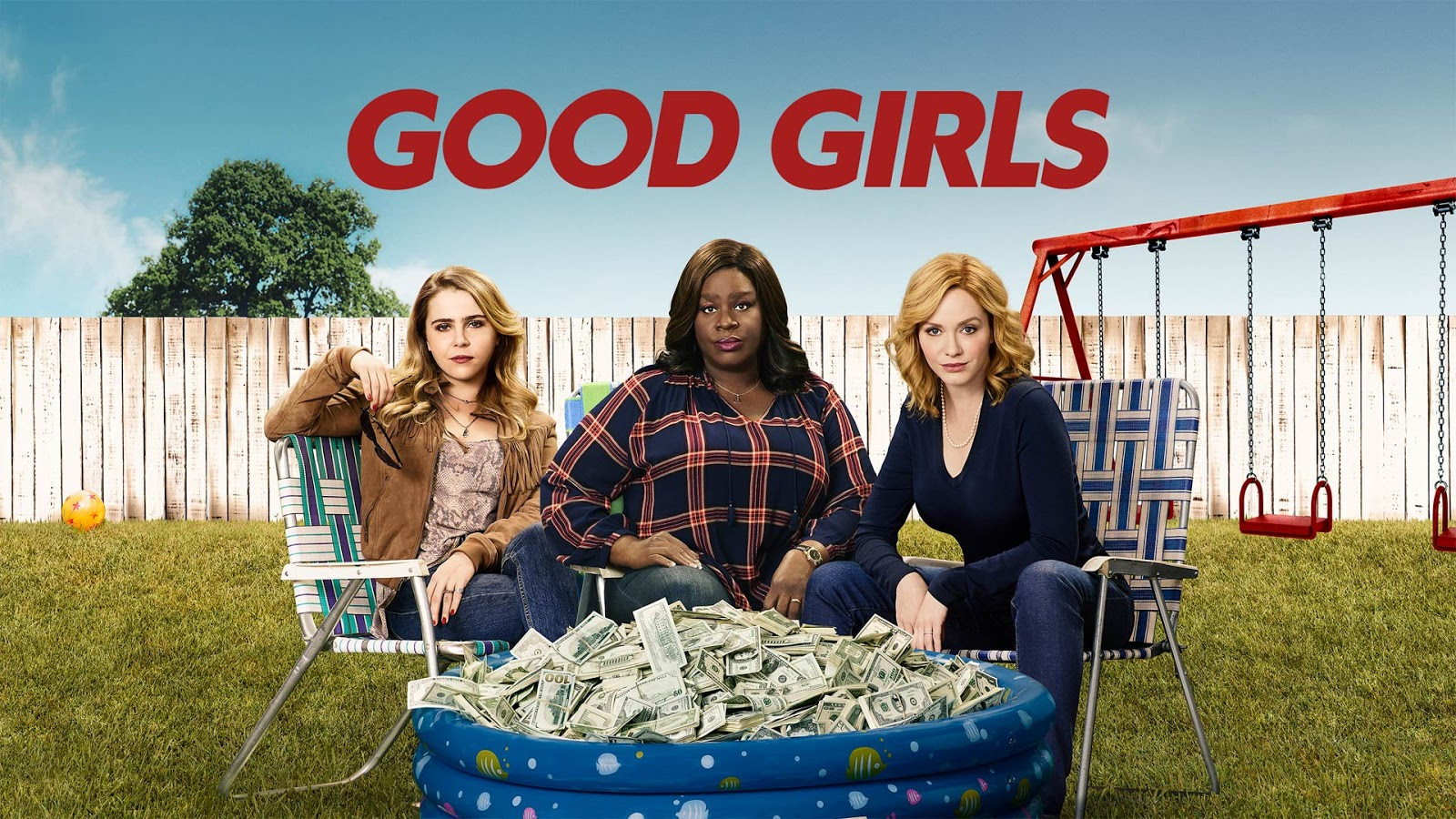 'Good Girls' Poster