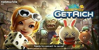 Download Game Get Rich v.1.3.0 .APK Update Zombie Map LGR Indonesia cover