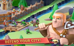 Download Game of Warriors MOD APK (Unlimited Money)