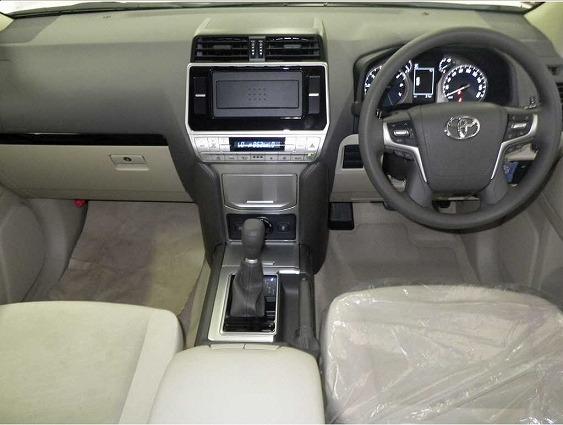 Toyota Landcruiser Prado TX