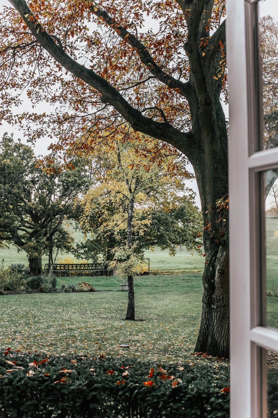 Four Seasons Hotel Hampshire Photography in Autumn