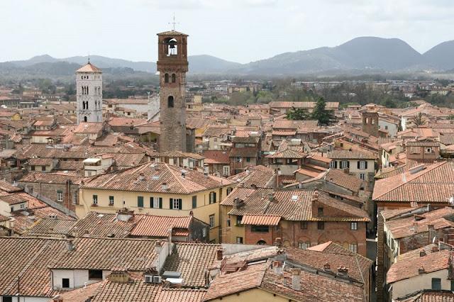 Torre delle Ore em Lucca