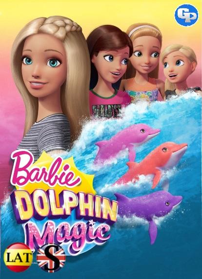 Barbie y los Delfines Mágicos (2017) HD 720P LATINO/INGLES