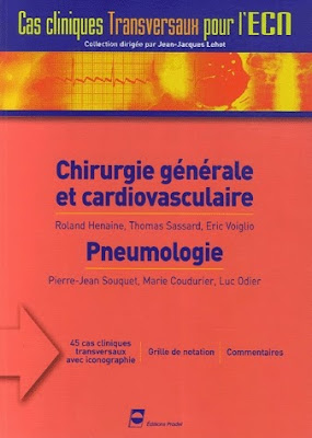 Télécharger Livre Gratuit Chirurgie générale et cardiovasculaire – Pneumologie pdf