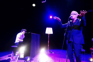 07.06.2018 Dortmund - Schauspielhaus: David J / Paul Wallfisch