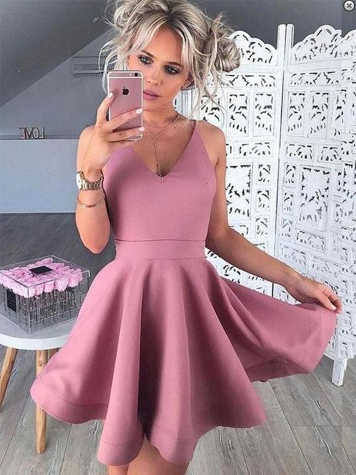 https://sposadresses.com/collections/cheap-homecoming-dresses/products/spaghetti-straps-pink-cheap-2018-homecoing-dresses-under-100-cm402