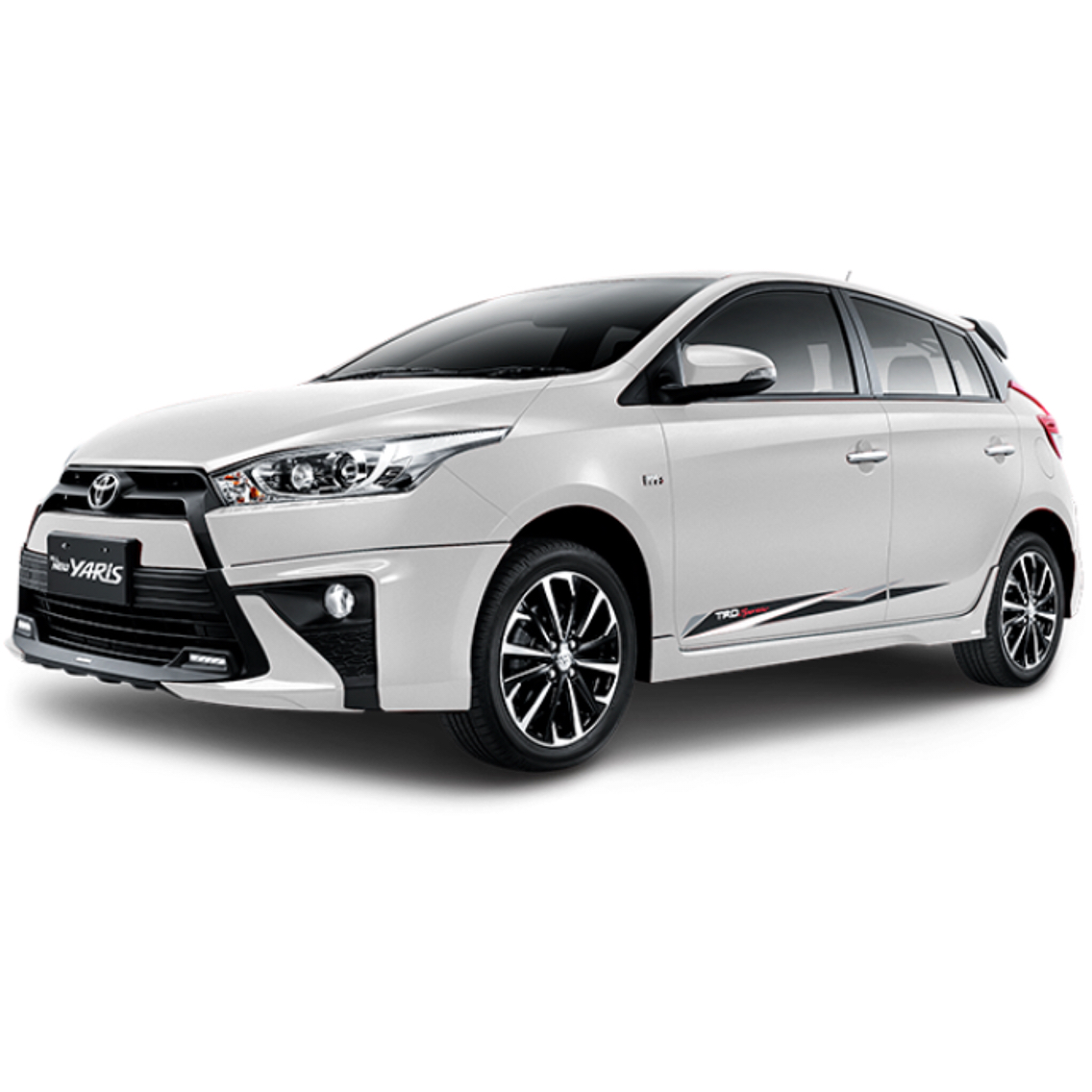 Harga Toyota Yaris Trd Matic All New Baru Mobil Semarang Sales Promo Kredit