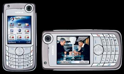 Nokia 6680 2