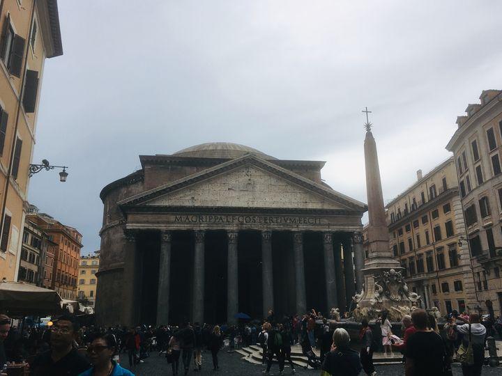Rooma marraskuussa – päivä 2 nähtävyyksiä ja shoppailua