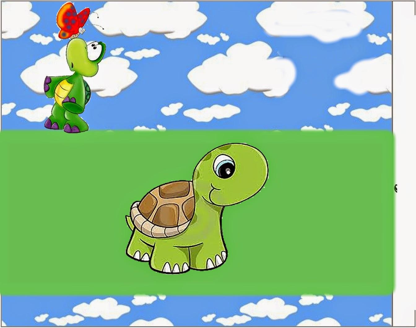 Turtle Free Printable Mini Kit