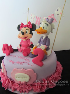 disney cake minnie