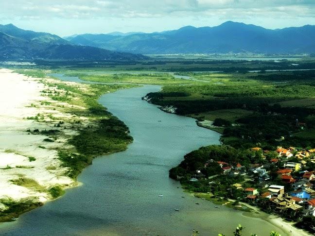 Rio da Madre, Guarda do Embaú, Palhoça
