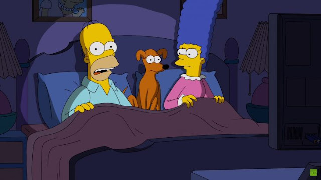 Los Simpson muestran en capítulo rechazo a Donald Trump