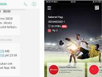 Berbagi pengalaman, cuma Rp 10 nonton Piala dunia Sepuasnya di aplikasi Maxtream