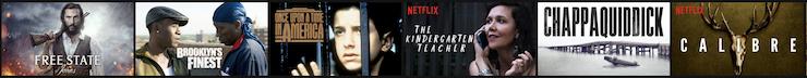 Netflix Codes - Dramas