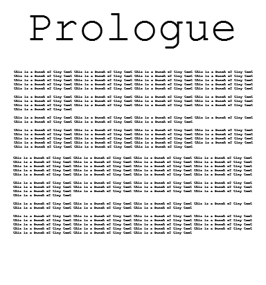 Writing 101 Redux: Are Prologues Really That Bad? ~ Jade ...