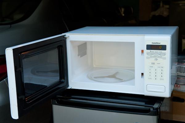 Heygreenie Goldstar Microwave
