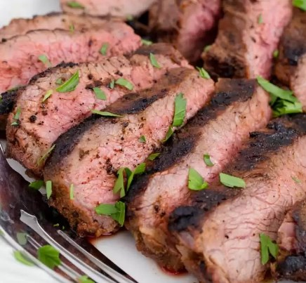 SPICE RUBBED GRILLED TRI TIP