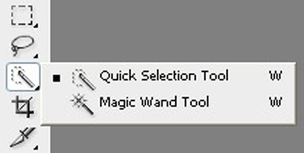 Photoshop 7.0 Magic Wand Tool tool thevickeyshow