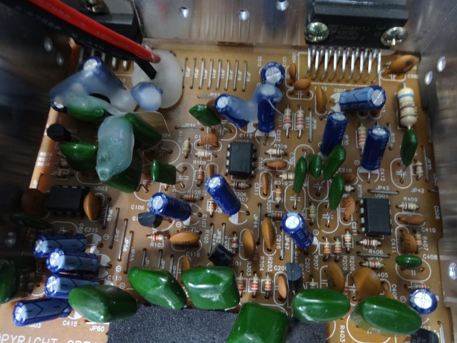 Creative Speaker 4 1 44000hz Repair