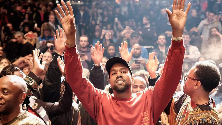 """""""The Life of Pablo"""" FINALMENTE ganhou o seu primeiro single e com direito a lançamento pelo Spotify."""