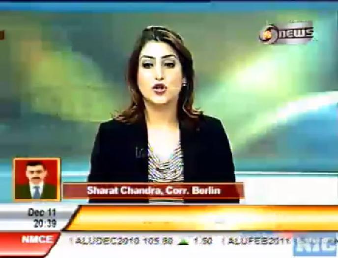Spicy Newsreaders: November 2011