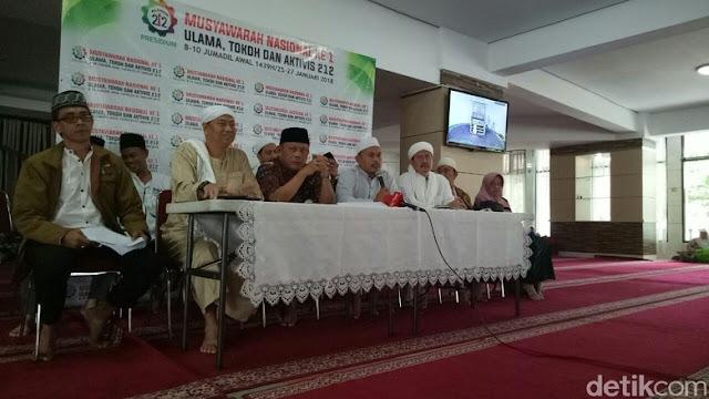 Breaking News, Alumni 212 Umumkan Kepulangan Imam Besar, 5 Juta Umat Akan Sambut Habib Pada ....
