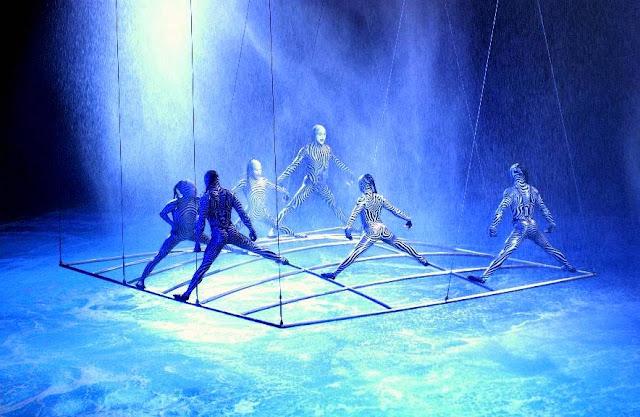 """O"" Cirque Du Soleil Las Vegas"