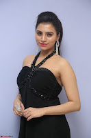 Priyanka in Sleeveless Black Slim Dress Spicy Pics ~  Exclusive 26.JPG