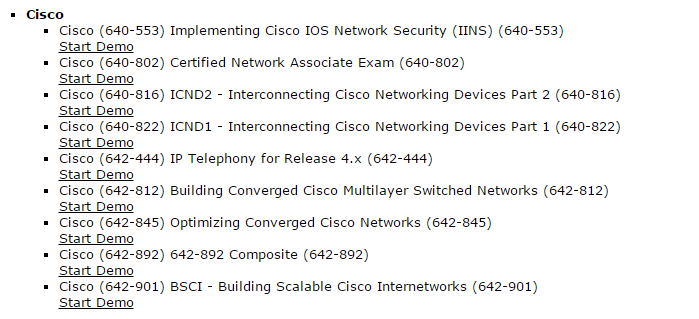 Certification News: How to revise Cisco CCNA for free