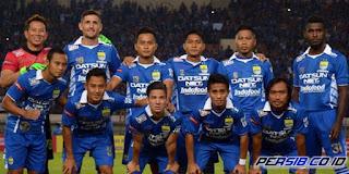 Jamu Bhayangkara FC, Persib Bandung Siapkan 18 Pemain