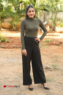 Tollywood Actress Punarnavi Bhupalam Latest Po Gallery in Black Trouser Pant at Pittagoda Movie Interview  0184.JPG