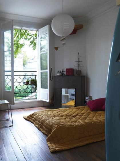 Bedroom Inspiration Hipster